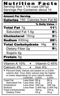2109 Chicken Tortilla Soup NFP